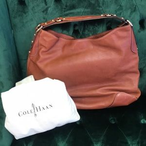 Large Cole Haan Purse